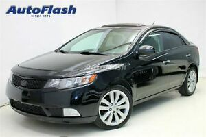 2013 Kia Forte 2.4L SX * Cuir/Leather * Toit-Ouvrant/Sunroof * B