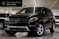 2013 Mercedes-Benz ML350 BlueTEC 4MATIC, Diesel, Air suspension,