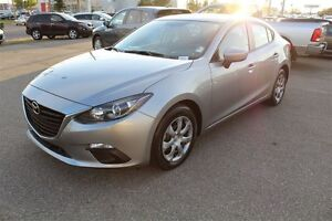 2014 Mazda MAZDA3 GX 2.0L *LEATHER* SUNROOF *CERTIFIED PREOWNED*