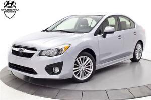 2013 Subaru Impreza 2.0i Sport MANUELLE AWD A/C