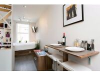 Furnished Ensuite bedroom with Shared facilities