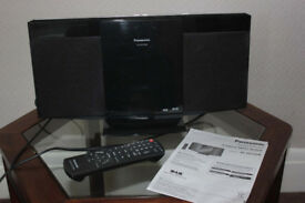 Panasonic Compact Stereo System SC-HC25DB