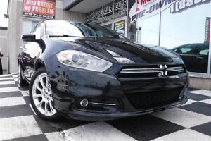 2013 Dodge Dart Limited | Leather | Heated Seats | Backup Camera