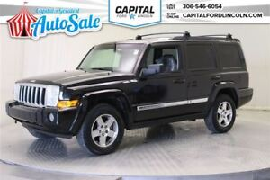 2010 Jeep Commander Sport 4WD **New Arrival**