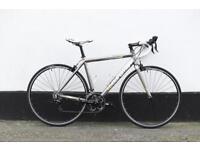 Boardman racing bike medium size fresh condition ready to go
