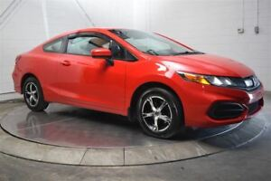 2015 Honda Civic Coupe LX A/C MAGS