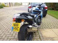 BMW K1300S sports tourer
