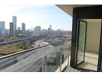 BRAND NEW LUXURY 1 BEDROOM APARTMENT STRATFORD - WESTFIELD E20 - DESIGNER FURNISHED - CONCIERGE
