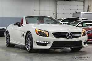 2015 Mercedes-Benz SL63 AMG Premium & Advanced Drive Assist w/AM