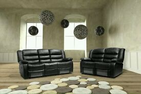 NOVA 3 SEATER CINEMA CUP HOLDER RECLINER £449 GET 2 SEATER FREE BRAND NEW BOXED AMAZING QUALITY