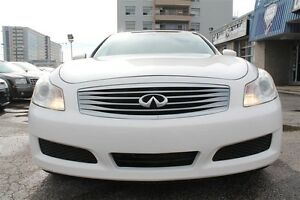 2009 Infiniti G37X Luxury, LEATHER, SUNROOF, AWD