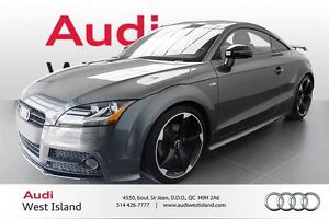 2013 Audi TT S-LINE, PACKAGE COMPETITION