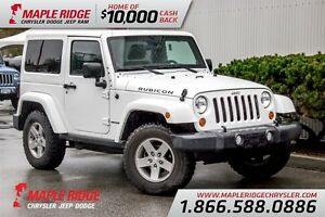 2012 Jeep Wrangler Rubicon