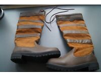 Riding boots - new