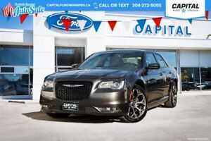 2016 Chrysler 300S **Remote Start-Heated Seats-Reverse Camera**