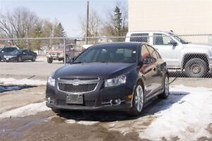 2014 Chevrolet Cruze 2LT |  RS PACKAGE | SUNROOF