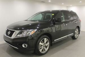 2016 Nissan Pathfinder S Platinum|Cam|Nav|7 Pass|Leather