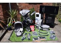 Brand New iCandy Peach 2 Double Stroller/Pushchair