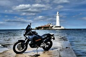 KTM 990 Adventure - Rare Grey model - One owner from new - RE ADVERTISED DUE TO WORKING AWAY