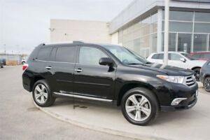 2012 Toyota Highlander 4WD | Push Button Start/Stop