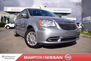 2015 Chrysler Town & Country Limited *Blind spot warning,Leather