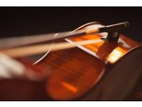 Cello/strings for your event or recordings