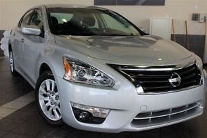 2015 Nissan Altima S with Rearview Camera, Pushbutton Start & Bl
