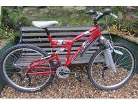 Bike Saracen Vice (excellent condition)