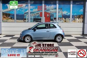 2013 Fiat 500 Pop, Not Smoked In, One Owner, 5spd!!!