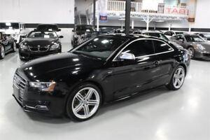 2013 Audi S5 6 SPD | LOCAL CAR | B&O SOUND SYSTEM
