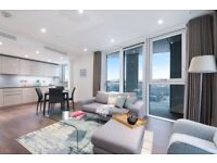 Stunning 2 bed apartment available now in Battersea development Haydn Tower SW8, Vauxhall