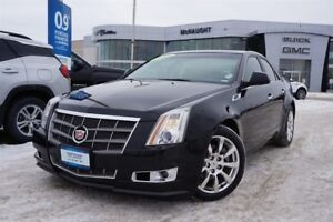 2009 Cadillac CTS 3.6L | Sunroof | Nav | Heated & Cooled Seats