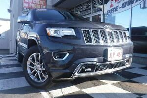 2015 Jeep Grand Cherokee Overland | Navigation | Back-up camera