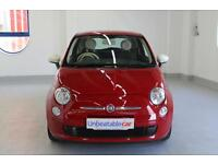 FIAT 500 1.2 Colour Therapy 3dr (red) 2014