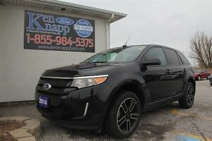 2014 Ford Edge SEL LEATHER SYNC NAV SUNROOF