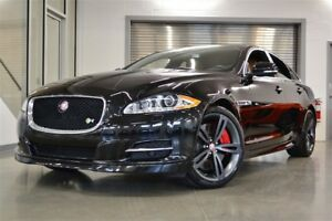 2014 Jaguar XJ R *550hp + Rare + Impeccable*