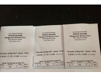 Ariana Grande tickets