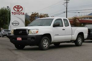 2005 Toyota Tacoma 2.7L 4x2 5 Speed Manual/Access Cab