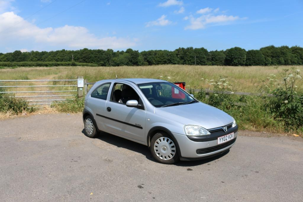 2002 vauxhall corsa diesel in broughton lincolnshire gumtree