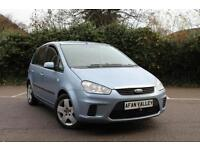 FORD C-MAX 1.8TDCi Style 5dr **2 OWNERS+LONG MOT** (blue) 2007