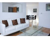 DESIGNER FURNISHED 2 BED 2 BATH APARTMENT AVAILABLE TO RENT - INDESCON SQUARE - CANARY WHARF E14