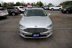 2017 Ford Fusion Titanium AWD CERTIFIED & E-TESTED!*FALL SPECIAL