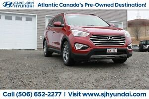 2015 Hyundai Santa Fe XL ALL WHEEL DRIVE! 7 PASSENGER!