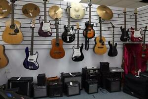 ** MAKE SOME NOISE ** Awesome Selection of Musical Instruments and Amps