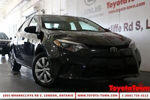 2014 Toyota Corolla LE BACKUP CAMERA & HEATED SEATS