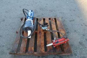 Hydro Pack Electric Two Position DCV And Hydraulic Cylinder