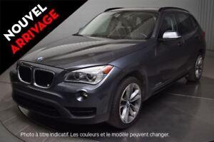 2013 BMW X1 SPORT XDRIVE MAGS 18 TOIT PANO CUIR