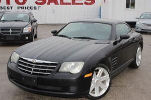 2005 Chrysler Crossfire !!!VERY FUN CAR!!!
