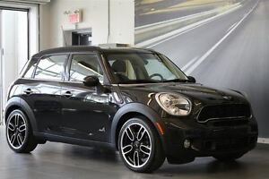 2013 MINI COOPER S Countryman All 4 GROUPE DE LUXE, ENSEMBLE SPO