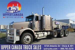 2006 Freightliner FLD 120 SD TriAxle